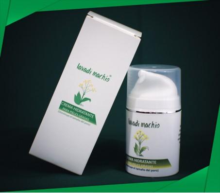 Crema Hidratante para Pieles Grasas